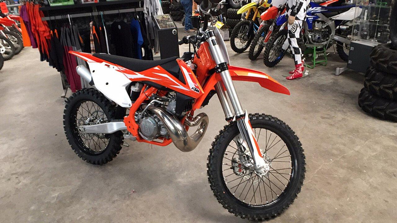 2018 KTM 250SX for sale 200521014