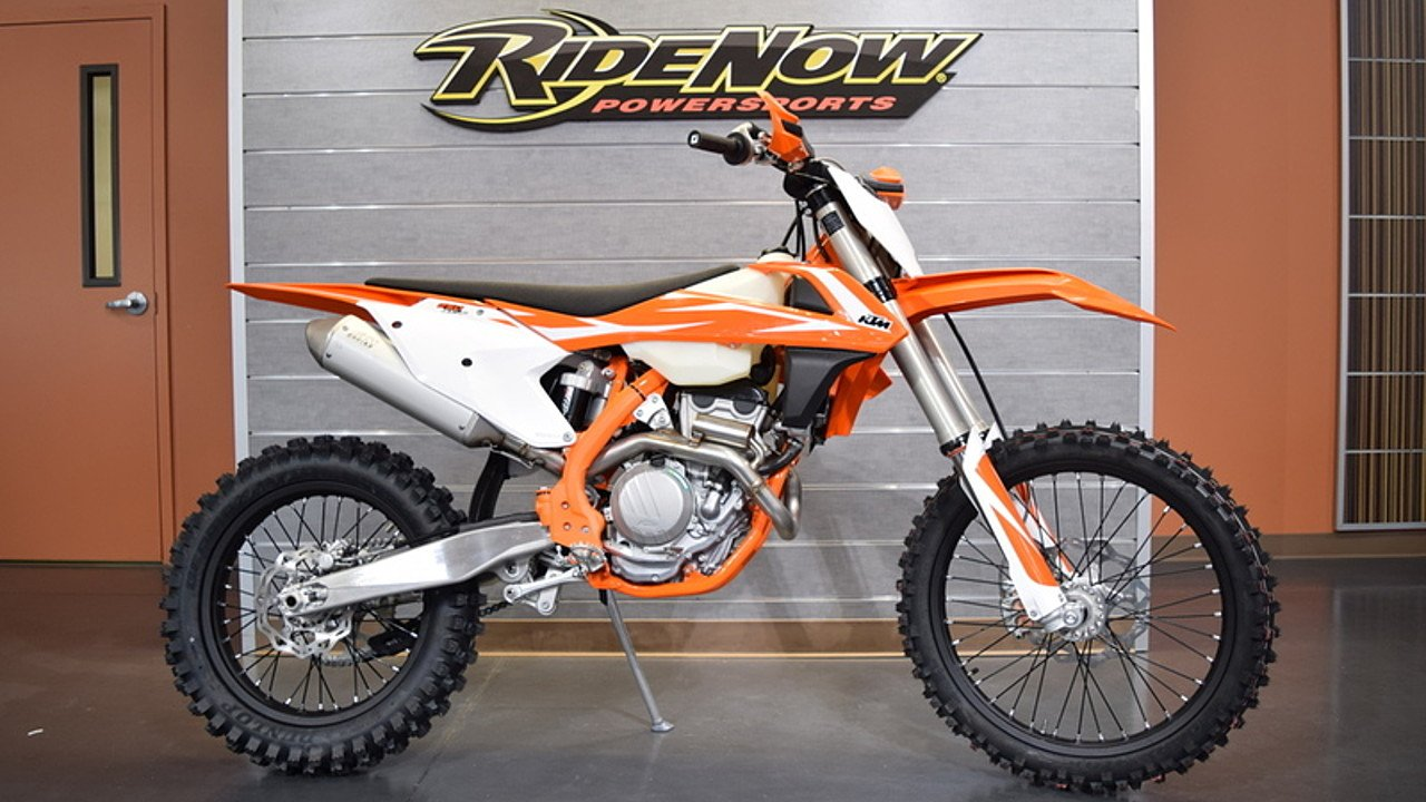2018 KTM 250XC-F for sale 200491552