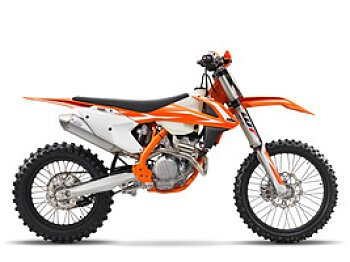 2018 KTM 250XC-F for sale 200502622