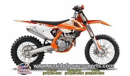 2018 KTM 250XC-F for sale 200637314