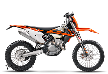 2018 KTM 350EXC-F for sale 200520659