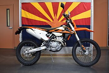2018 KTM 350EXC-F for sale 200521494