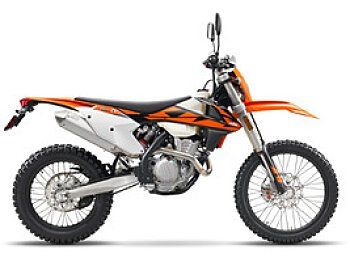 2018 KTM 350EXC-F for sale 200525004