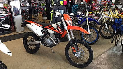 2018 KTM 350EXC-F for sale 200492040