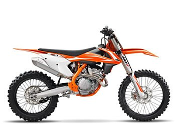 2018 KTM 350SX-F for sale 200505920