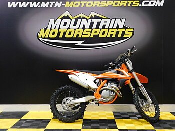 2018 KTM 350SX-F for sale 200537007