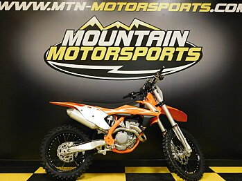 2018 KTM 350SX-F for sale 200540742