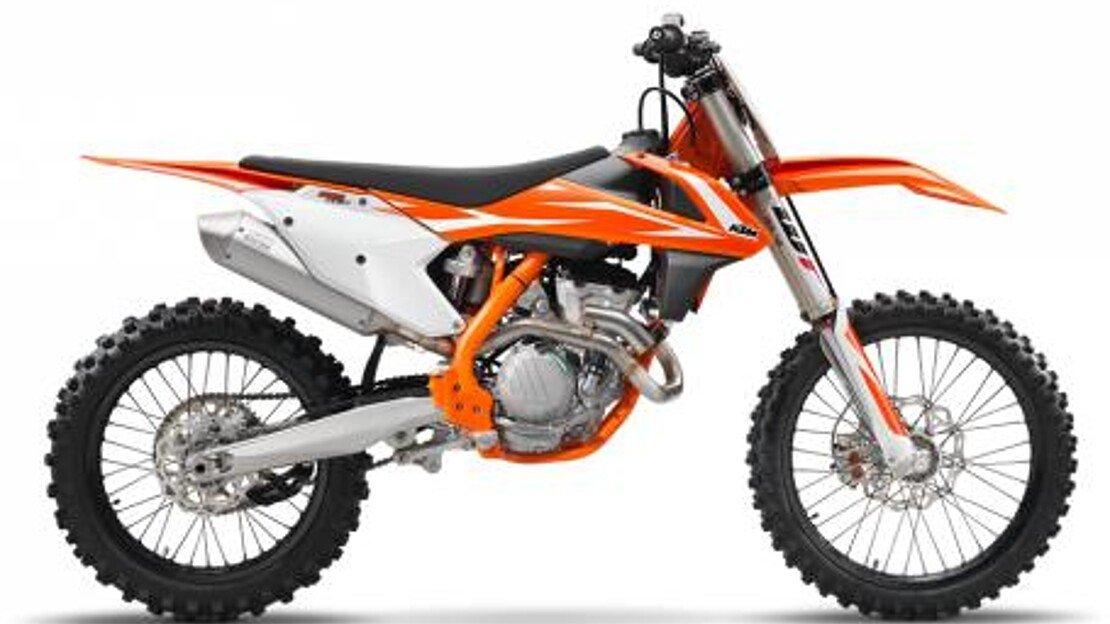 2018 KTM 350SX-F for sale 200597021