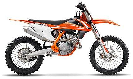 2018 KTM 350SX-F for sale 200518579