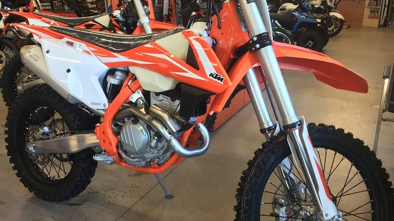 2018 KTM 350XC-F for sale 200497376