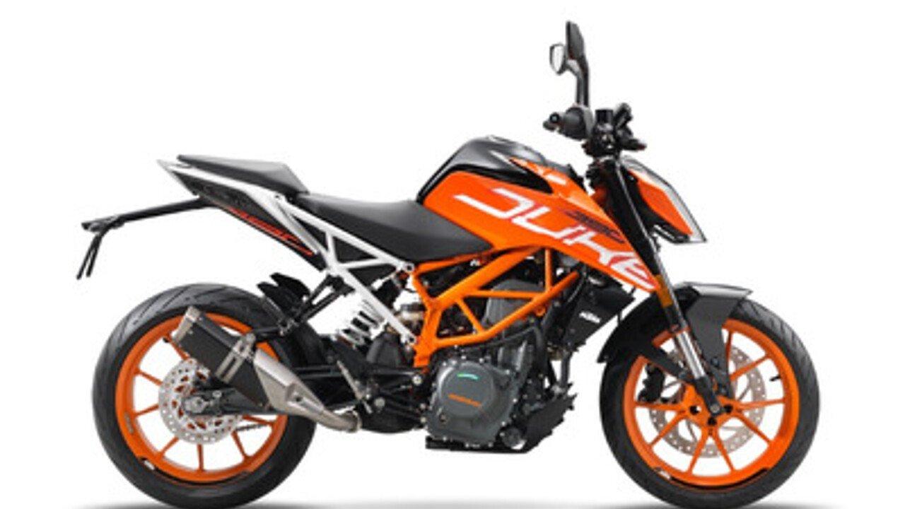 2018 KTM 390 for sale 200559505