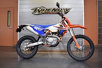 2018 KTM 450EXC-F for sale 200498379