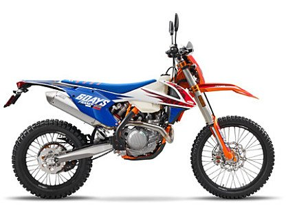 2018 KTM 450EXC-F for sale 200505755