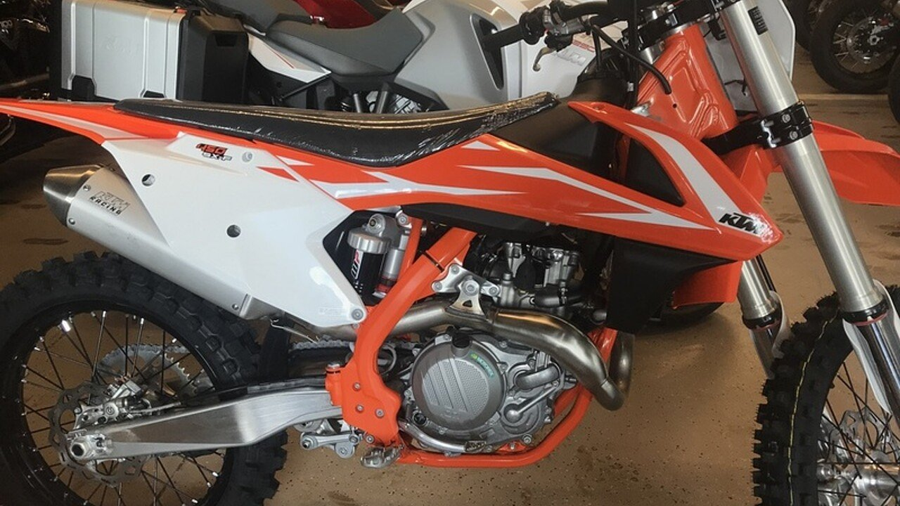2018 KTM 450SX-F for sale 200497380