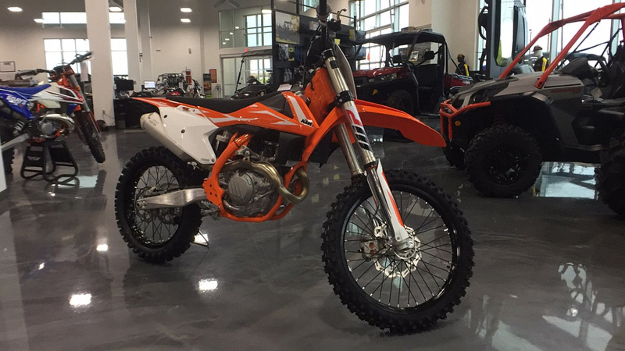 2018 KTM 450SX-F for sale 200515272