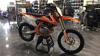 2018 KTM 450SX-F for sale 200520349