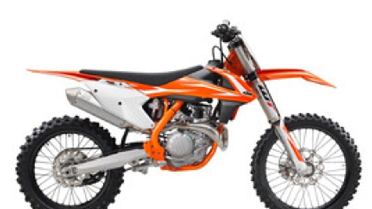 2018 KTM 450SX-F for sale 200525006
