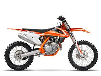 2018 KTM 450SX-F for sale 200562033