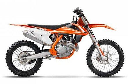 2018 KTM 450SX-F for sale 200624725