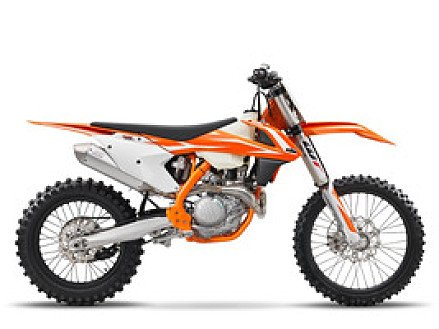 2018 KTM 450XC-F for sale 200540461