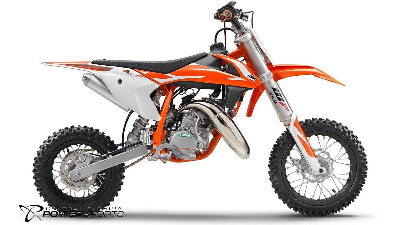 2018 KTM 50SX for sale 200483644