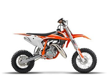 2018 KTM 50SX for sale 200483838