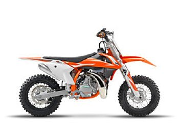 2018 KTM 50SX for sale 200483849