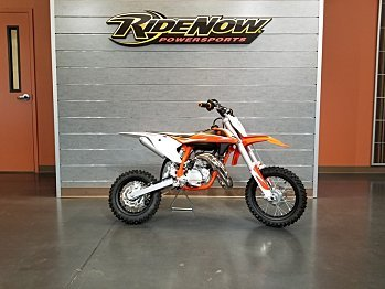 2018 KTM 50SX for sale 200503523