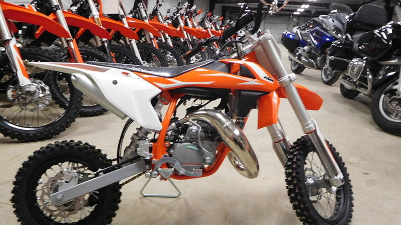 2018 ktm 50sx for sale near countryside illinois 60525 motorcycles on autotrader. Black Bedroom Furniture Sets. Home Design Ideas
