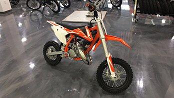 2018 KTM 50SX for sale 200507284