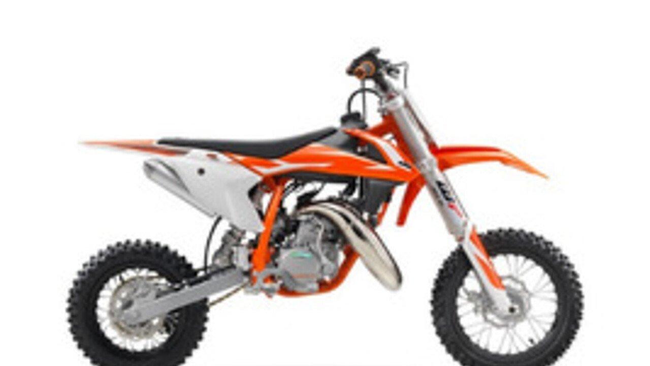 2018 KTM 50SX for sale 200534003