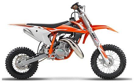 2018 KTM 50SX for sale 200483886