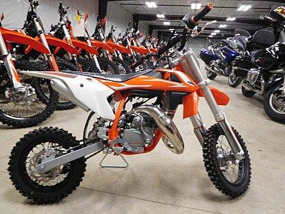 2018 KTM 50SX for sale 200505196