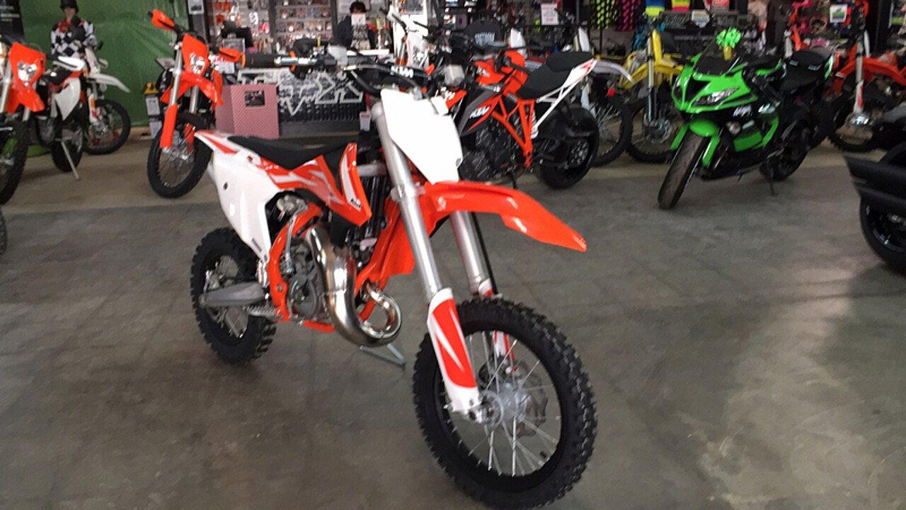 2018 KTM 65SX for sale 200591220