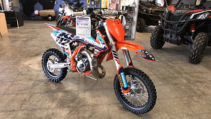 2018 KTM 65SX for sale 200591225
