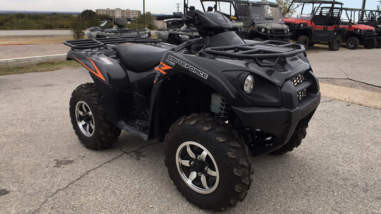 2018 Kawasaki Brute Force 750 for sale 200479784