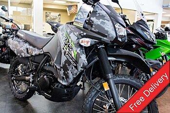 2018 Kawasaki KLR650 for sale 200515165