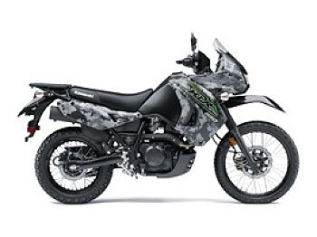 2018 Kawasaki KLR650 for sale 200534358