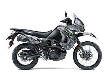 2018 Kawasaki KLR650 for sale 200535124