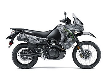 2018 Kawasaki KLR650 for sale 200535124