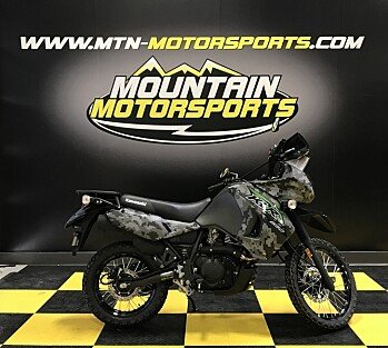 2018 Kawasaki KLR650 for sale 200537459