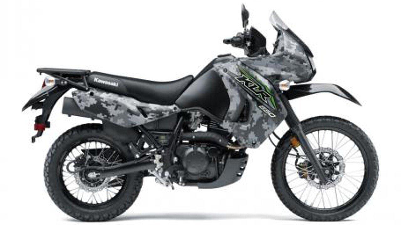 2018 Kawasaki KLR650 for sale 200544517