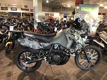 2018 Kawasaki KLR650 for sale 200545871
