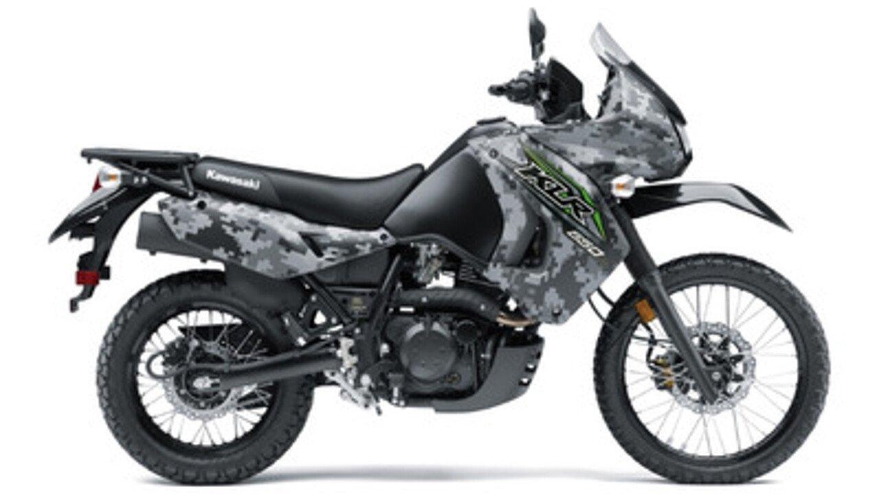 2018 Kawasaki KLR650 for sale 200568890