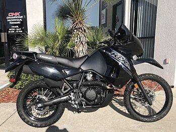 2018 Kawasaki KLR650 for sale 200571063