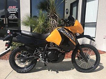 2018 Kawasaki KLR650 for sale 200571245