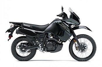 2018 Kawasaki KLR650 for sale 200595238