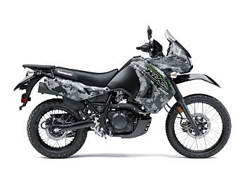 2018 Kawasaki KLR650 for sale 200598607