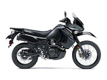 2018 Kawasaki KLR650 for sale 200602530