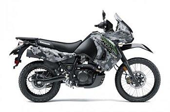 2018 Kawasaki KLR650 for sale 200608499